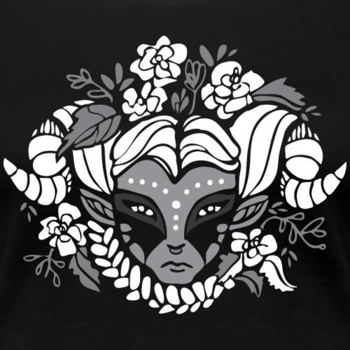 Mystical faun - Women's Premium T-Shirt