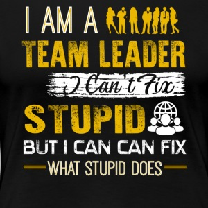 Team Leader Shirt - Women's Premium T-Shirt