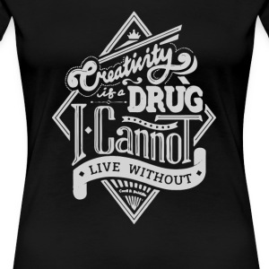The drug i cannot - Women's Premium T-Shirt