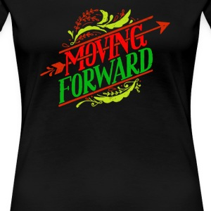 Moving forward - Women's Premium T-Shirt