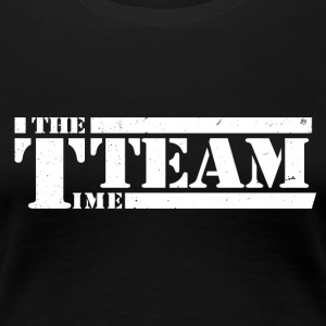 Timeless - The Time Team - Women's Premium T-Shirt