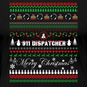 Dispatcher Shirts - Dispatcher Christmas Shirt - Women's Premium T-Shirt