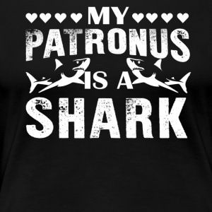 My Patronus Is A Shark Shirts - Women's Premium T-Shirt