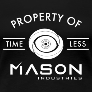 Timeless - Property Of Mason Industries - Women's Premium T-Shirt