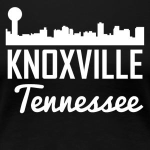 Knoxville Tennessee Skyline - Women's Premium T-Shirt