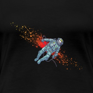 Spaced Out - Women's Premium T-Shirt