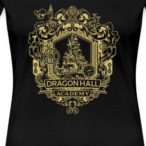 Dragon hall academy - Women's Premium T-Shirt