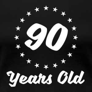 90 Years Old - Women's Premium T-Shirt