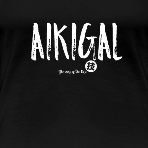 Aikigal - Women's Premium T-Shirt