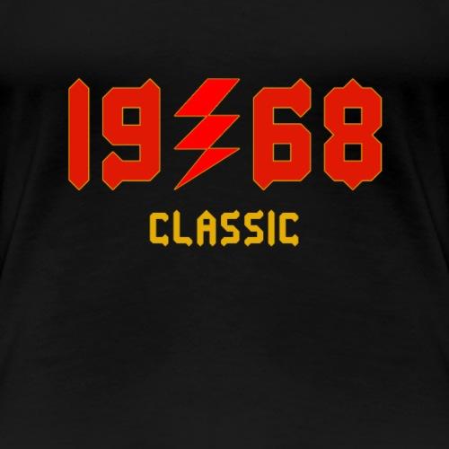 1968 Classic T Shirt - Women's Premium T-Shirt