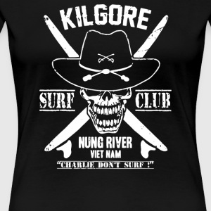 Kilgore Surf Club - Women's Premium T-Shirt