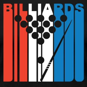 Red White And Blue Billiards - Women's Premium T-Shirt