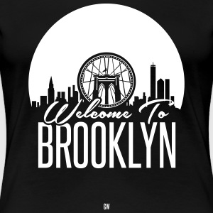 Welcome To Brooklyn - Women's Premium T-Shirt