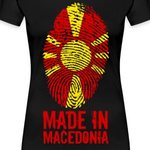 Made in Macedonia - Women's Premium T-Shirt