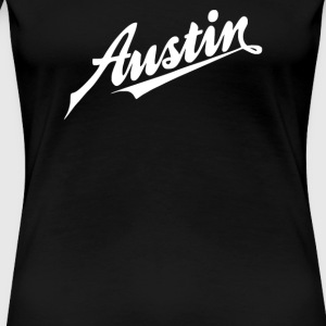 Austin Mini Cooper A40 A7 Cambridge Classic Retro - Women's Premium T-Shirt