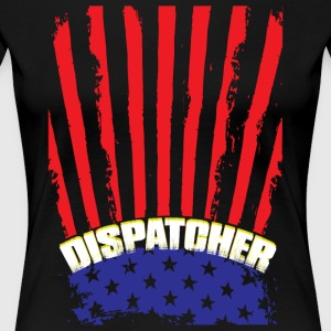 I'm A Dispatcher T Shirt - Women's Premium T-Shirt