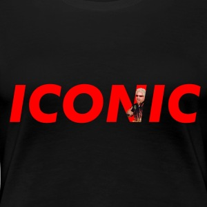 Iconic Fieri - Women's Premium T-Shirt