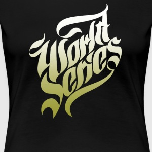 World series - Women's Premium T-Shirt
