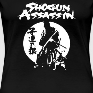 Shogun Assassin - Women's Premium T-Shirt