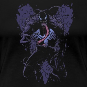 V for Venom - Women's Premium T-Shirt