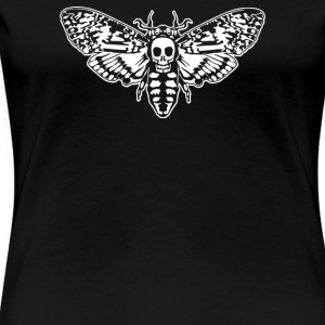Deaths Head Moth - Women's Premium T-Shirt