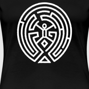 The Maze Is Not Meant For You - Women's Premium T-Shirt