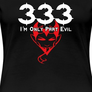Part Evil Devil - Women's Premium T-Shirt