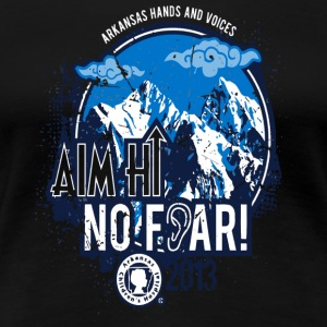 Aim Hi No Far - Women's Premium T-Shirt