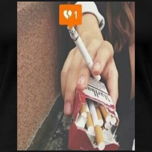 Cigarette medicine - Women's Premium T-Shirt