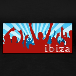 i Love Ibiza - Women's Premium T-Shirt