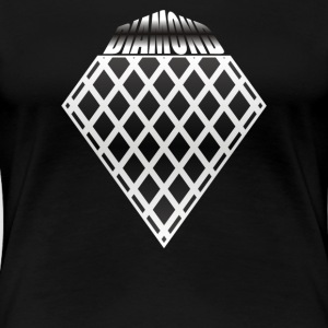 THE DIAMOND - Women's Premium T-Shirt