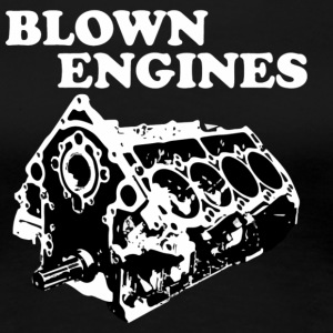 blownenginesfinal - Women's Premium T-Shirt