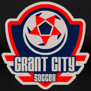 rant City Soccer - Women's Premium T-Shirt