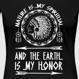 Water is life - NODAPL T-shirt - Women's Premium T-Shirt
