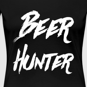 Beer hunter - Women's Premium T-Shirt