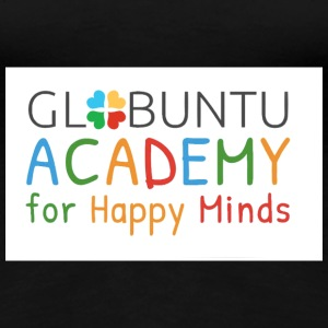Globuntu Academy for Happy Minds® - Women's Premium T-Shirt