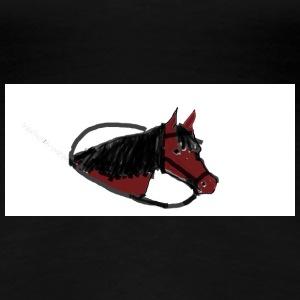 horses - Women's Premium T-Shirt