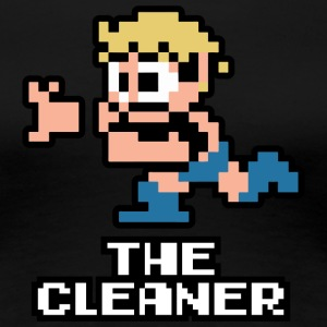 Kenny The Cleaner - Women's Premium T-Shirt