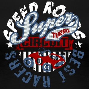 SUPER_TURBO - Women's Premium T-Shirt
