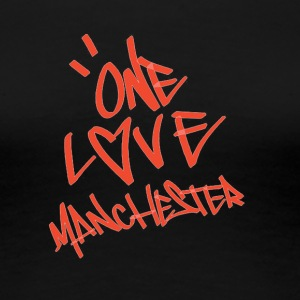 one love manchester - Women's Premium T-Shirt