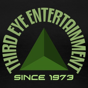 Third eye entertainment green - Women's Premium T-Shirt