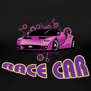 Race_car - Women's Premium T-Shirt