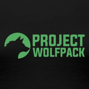 Project Wolfpack Logo - Women's Premium T-Shirt