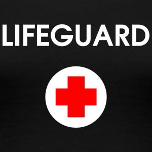 Lifeguard T-Shirt - Women's Premium T-Shirt
