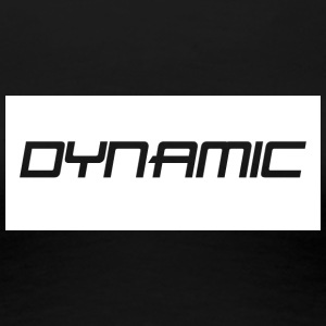 Dynamic - Women's Premium T-Shirt
