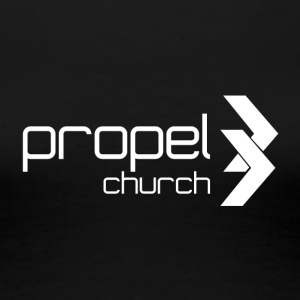 Propel Church Logo - Women's Premium T-Shirt