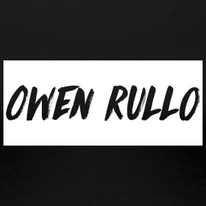 Owen Rullo - Women's Premium T-Shirt