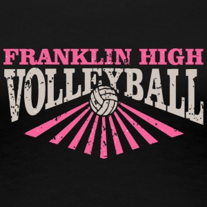 Franklin High - Women's Premium T-Shirt