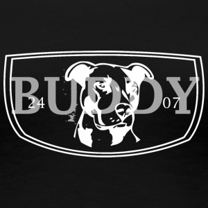 Dog Buddy Gift - Women's Premium T-Shirt