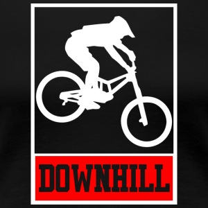 Downhill - Freerider - Women's Premium T-Shirt